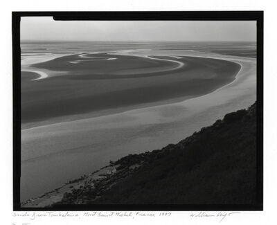 William Clift, 'Sands from Tombelaine, Mount Saint Michel, France', 1997