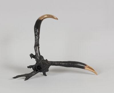 Wangechi Mutu, 'Underground Hornship', 2018