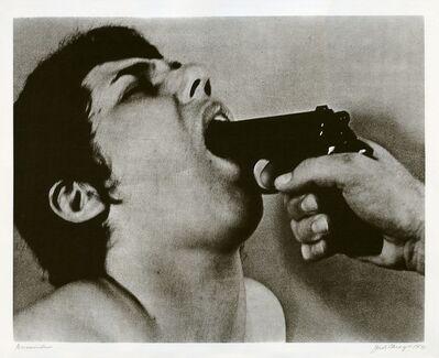 Judy Chicago, 'Gunsmoke', 1971