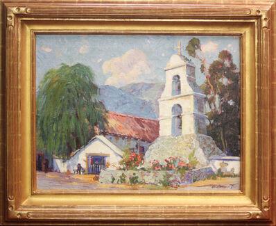 GEORGE DEMONT OTIS, 'Campanile, Pala Parish, California, 1927', 1927