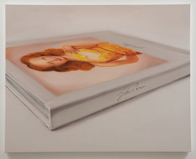 Robert Russell, 'John Currin Catalogue', 2019