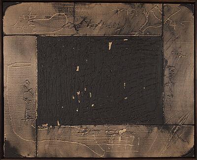 Antoni Tàpies, 'Pissarra', 1988