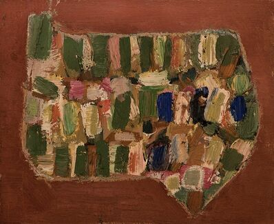 Jean-Michel Coulon, 'Untitled (67-591)', ca. 1960
