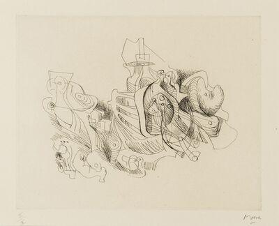Henry Moore, 'Fantasy (Cramer 89)', 1967