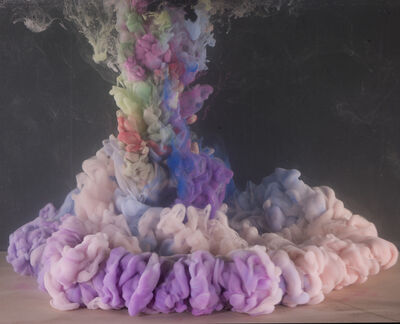 Kim Keever, 'Abstract 6723', 2015