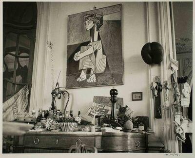 André Villers, 'Atelier de Picasso à La Californie', 1955-1961