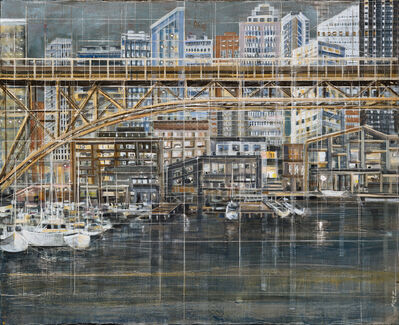 Katie Metz, 'City Bridge 4 ', 2018
