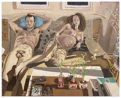 Polina Barskaya, 'The Couple', 2020