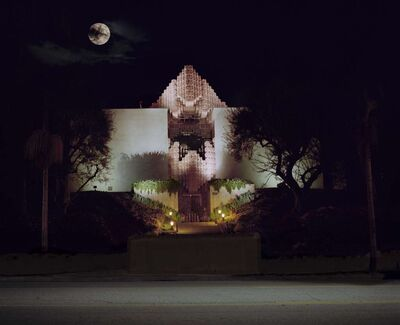 Tova Mozard, 'Sowden House', 2020