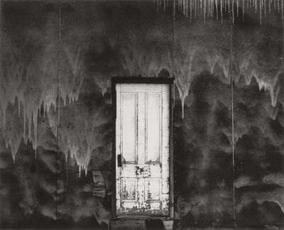 Oliver Gagliani, 'White Door', 1973