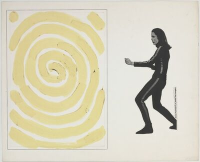 Steven Parrino, 'Untitled', 1984