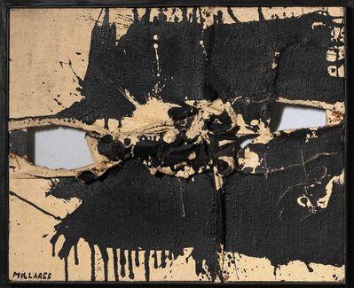 Manolo Millares, 'Cuadro 3', 1960