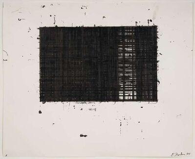 Brice Marden, 'Untitled', 1973-1974
