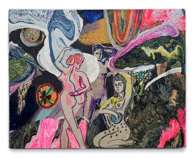 Elizabeth Huey, 'Three Nudes', 2020