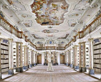 Massimo Listri, 'Ottobeuren Library | World Libraries', 1994