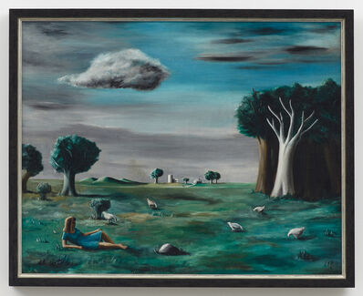 Gertrude Abercrombie, 'Out in the Country', 1939