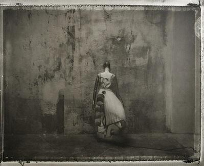 Sarah Moon, 'Contre le mur', 2001