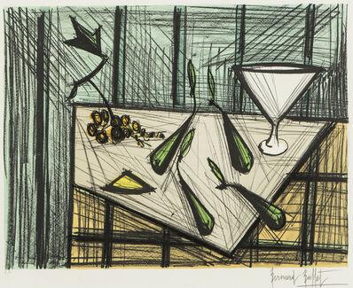 Bernard Buffet, 'still life', 1990