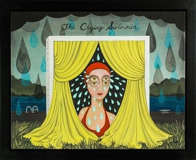 Anne Faith Nicholls, 'The Crying Swimmer', 2016