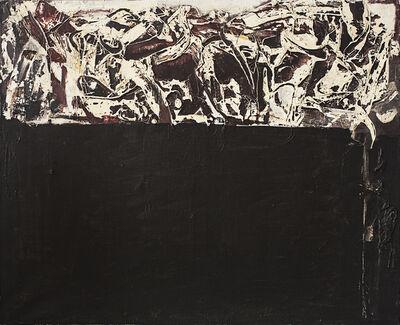 Rafael Canogar, 'Barbecho', 1963