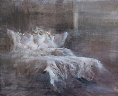 Fu Site 傅斯特, 'Mis-en-scene with bed 有床的場景', 2018