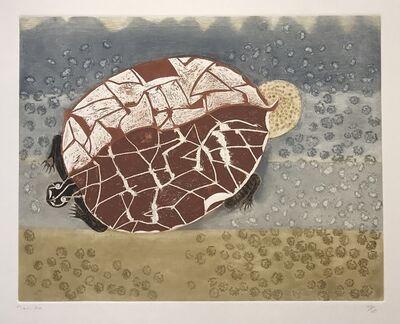 Francisco Toledo, 'Turtle with Crabs', 1985
