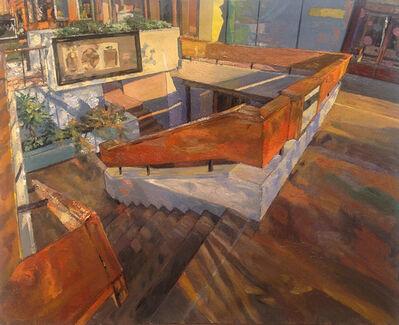 George Nick, 'Stairs Below 20 August 2013', 2013