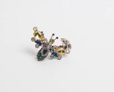 Gijs Bakker, 'Butterfly brooch', 2008
