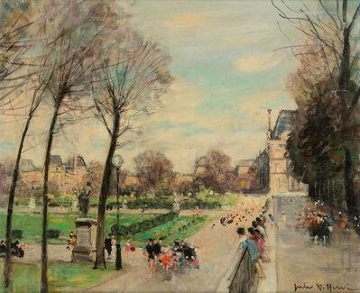 Jules René Hervé, 'The Tuilleries, Paris'