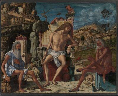 Vittore Carpaccio, 'The Meditation on the Passion', ca. 1490