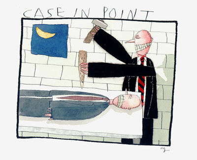 Alan Gerson, 'Case in Point'