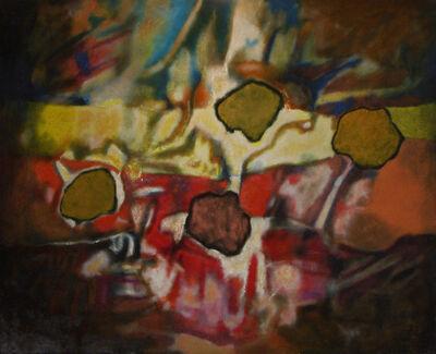 Aubrey Williams, 'Maya Day (Olmec-Maya & Now)', 1972