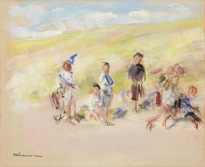 Max Liebermann, '»Am Strand«', ca. 1903