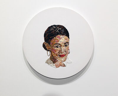 Julie Marie Seibert, ' Alexandria Ocasio-Cortez', 2019