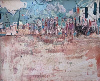 Marta Lafuente, 'Early class', 2019