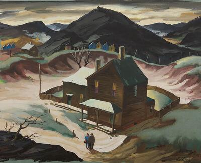 Henry Gasser, 'The Enclosure'