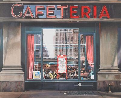 Richard Estes, 'Cafeteria, from Radical Realism I', 1970