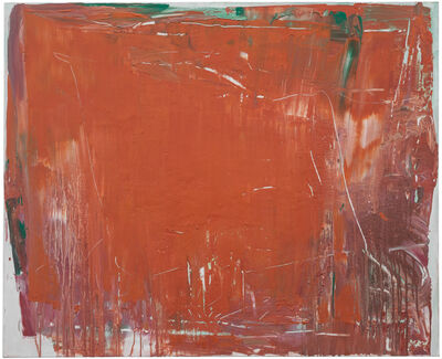 Feng Lianghong 冯良鸿, 'Composition Red 14-21', 2014