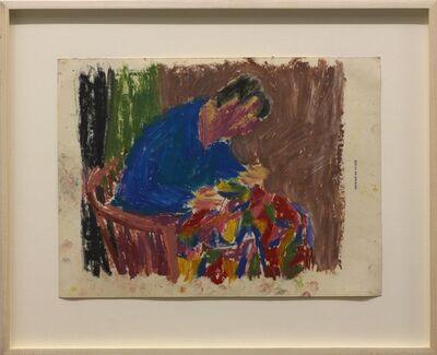 Jess, 'Robert Weaving', 1953