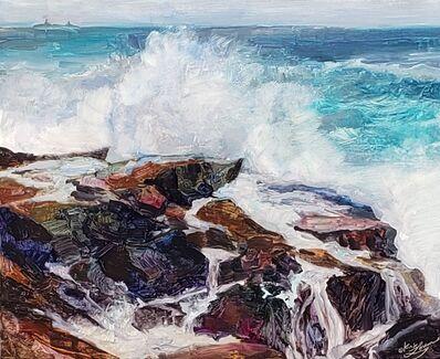 Kirk Larsen, 'I hear the call of the sea', 2019