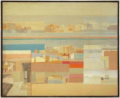 Margaret Smith, 'Jerusalem, Abstract Landscape', Mid-20th Century