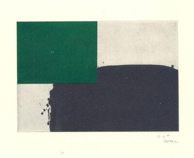 Alfons Borrell, 'Espais 4', 1990