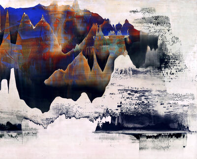 Pierre-Yves Girard, 'Contre Forme', 2019