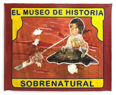 José Luis Vargas, 'Museo de Historia Sobrenatural', 2015