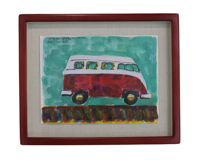 Frank Romero, '1950 Volkswagen Kombi', 2020