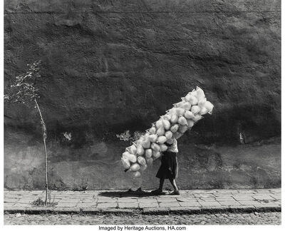 Mario Algaze, 'Cotton Candy, San Angelo, Mexico', 1981