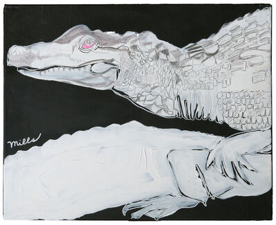 Anthony Mills, 'I'll Buy White Croc'