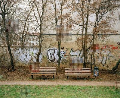 Diane Meyer, 'Benches, Mitte', 2017