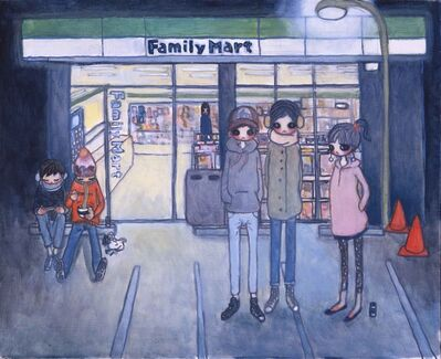 Aya Takano, 'Convenience Store *', 2006