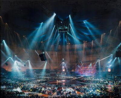 Mark Power, 'Millenium Dome', 2000